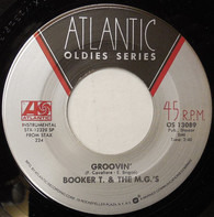 Booker T & The MG's - Groovin' / Hip Hug - Her