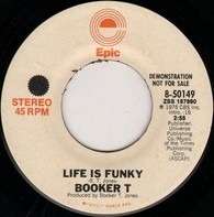 Booker T. Jones - Life Is Funky