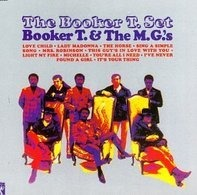 Booker T.& the M.G.'s - The Booker T. Set