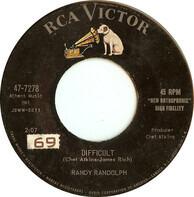 Boots Randolph - Difficult