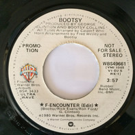 Bootsy Collins - F-Encounter