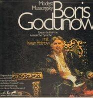 Mussorgsky , Rimsky-Korssakoff - Boris Godunow