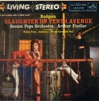 The Boston Pops Orchestra - Slaughter On Tenth Avenue