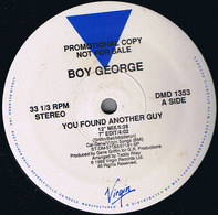 Boy George - You Found Another Guy