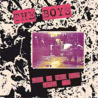 BOYS - LIVE AT THE ROXY CLUB '77