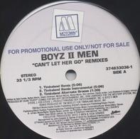 Boyz II Men - Can't Let Her Go (Remixes)