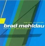 Brad Mehldau - The Art Of The Trio - Volume Four - Back At The Vanguard
