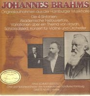 Brahms - H. Schimdt-Isserstedt - Die 4 Sinfonien, Schicksalslied, a.o.