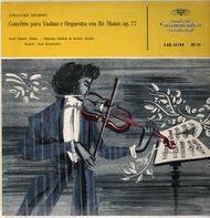 Brahms - Concerto para Violino e Orquestra em Re maior, op. 77, Oistrach, Konwitschny