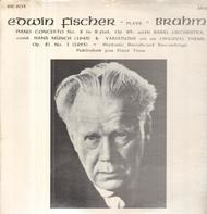 Brahms - Edwin Fischer Plays