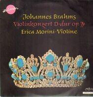 Brahms/ Erica Morini , Londoner Philharmoniker - Konzert für Violine und Orchester D-Dur Op. 77