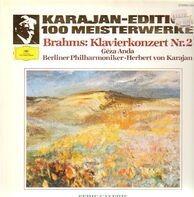 Brahms - Klavierkonzert Nr.2 B-Dur,, Geza Anda, Karajan, Berliner Philharmoniker