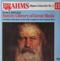 Johannes Brahms , Arthur Rubinstein , The London Symphony Orchestra , Albert Coates - Piano Concerto No. 2