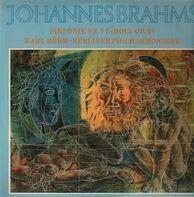 Johannes Brahms , The Czech Philharmonic Orchestra , Karel Ančerl - Sinfonie Nr. 1 c-moll op. 68