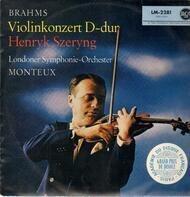 Brahms - Violinkonzert D-dur (Henryk Szeryng)