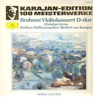 Brahms - Violinkonzert D-dur,, C.Ferras, Karajan, Berliner Philh