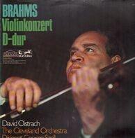 Brahms - Violinkonzert D-dur, Szell, Oistrach