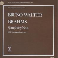 Johannes Brahms , The London Philharmonic Orchestra , Sir Adrian Boult - Symphony No. 4