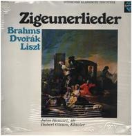 Brahms, Dvorak, Liszt - Zigeunerlieder,, Julia Hamari, Hubert Giesen