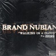 Brand Nubian - Walking On A Cloud / Shine