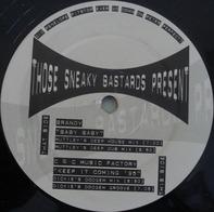 Brandy - Those Sneaky Bastards Present EP