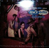 Branford Marsalis Quartet  Featuring  Terence Blanchard - Mo' Better Blues