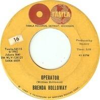 Brenda Holloway - Operator / I'll Be Available