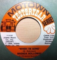 Brenda Holloway - When I'm Gone / You've Made Me So Very Happy