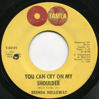 Brenda Holloway - You Can Cry On My Shoulder