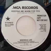 Brenda Lee - Keeping Me Warm For You