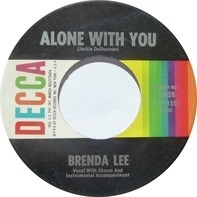 Brenda Lee - Alone With You