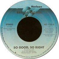 Brenda Russell - So Good, So Right