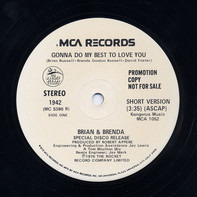 Brian & Brenda Russell - Gonna Do My Best To Love You