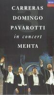 Pavarotti / Carreras / Domingo - In Concert