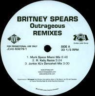 Britney Spears - Outrageous (Remixes)