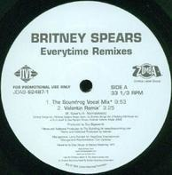 Britney Spears - Everytime (Remixes)