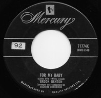 Brook Benton - For My Baby