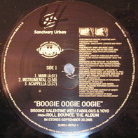 Brooke Valentine With Fabolous & Yo-Yo - Boogie Oogie Oogie