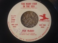 Brother Jack McDuff - Too Many Fish In The Sea