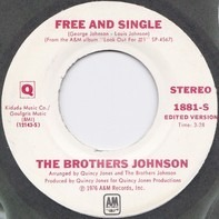 Brothers Johnson - Free And Single