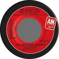 Brothers Johnson - I'm Giving You All My Love
