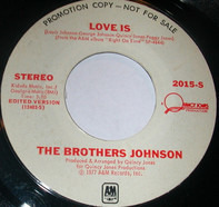 Brothers Johnson - Love Is