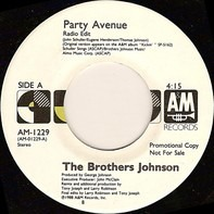 Brothers Johnson - Party Avenue