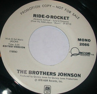 Brothers Johnson - Ride-O-Rocket