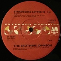 Brothers Johnson - Strawberry Letter 23 / Stomp!