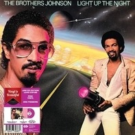 Brothers Johnson - Light UP The Night -Colou