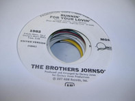 Brothers Johnson - Runnin' For Your Lovin'