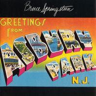 Bruce Springsteen - Greetings From Asbury Park, N. J.