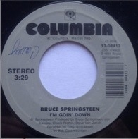 Bruce Springsteen - I'm Goin' Down / Janey, Don't You Lose Heart
