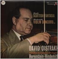 Bruch / Hindemith (Oistrakh) - Scottish Fantasia / Violin Concerto